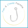Logo Fish and Cheap